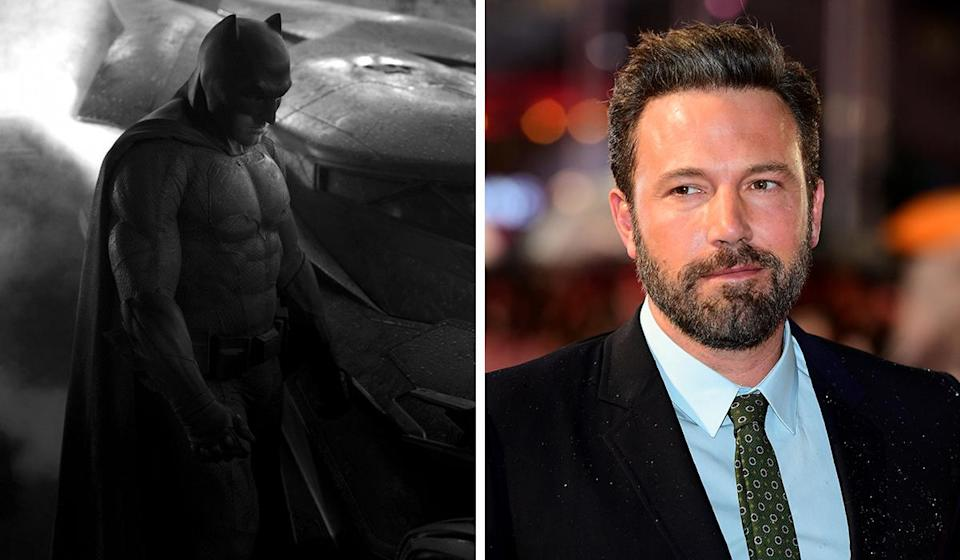 <p>Batfleck's grim, older man take was one of the few highlights of Zack Snyder's dull match-up, even though he now appears to be unsure whether to play him again. Maybe it's because the reviews for 'Dawn of Justice' made him so sad. </p>