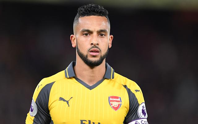 Arsenal captain Theo Walcott conceded his team were not determined enough to win at Selhurst ParkCredit: Getty Images
