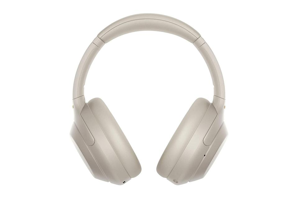 "$350, Amazon. <a href=""https://www.amazon.com/Sony-WH-1000XM4-Canceling-Headphones-phone-call/dp/B0863FR3S9"" rel=""nofollow noopener"" target=""_blank"" data-ylk=""slk:Get it now!"" class=""link rapid-noclick-resp"">Get it now!</a>"