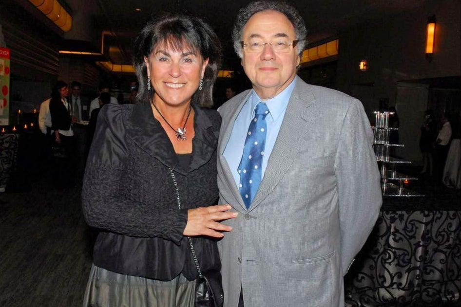 Barry and Honey Sherman, who were murdered in 2017 (Reuters )