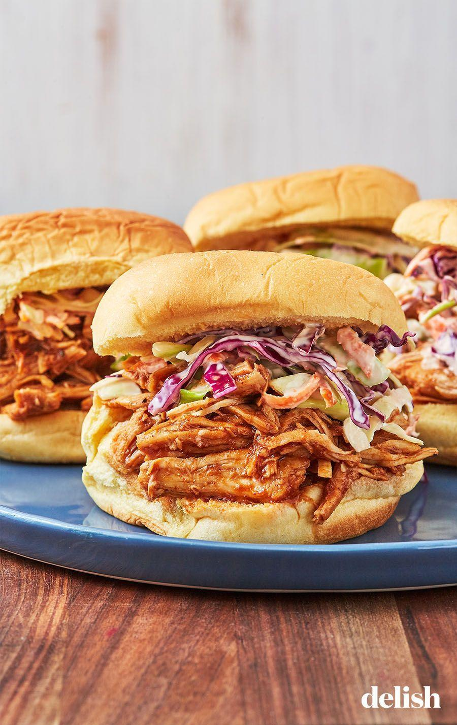 """<p>These are INCREDIBLE.</p><p>Get the recipe from <a href=""""https://www.delish.com/cooking/recipe-ideas/recipes/a47545/brown-sugar-bbq-chicken-recipe/"""" rel=""""nofollow noopener"""" target=""""_blank"""" data-ylk=""""slk:Delish"""" class=""""link rapid-noclick-resp"""">Delish</a>.</p>"""