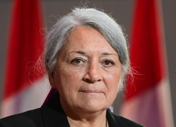 Mary Simon attends an announcement at the Canadian Museum of History in Gatineau, Que., on July 6. Simon, an Inuk leader and former Canadian diplomat, has been named as Canada's next governor general — the first Indigenous person to serve in the role. (Sean Kilpatrick/The Canadian Press - image credit)