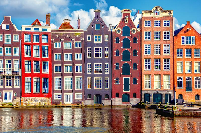Amsterdam is already home to MUFG's retail and corporate banking operations: Getty/iStockphoto