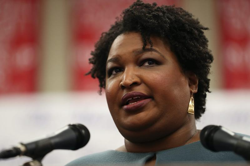 Stacey Abrams 2020