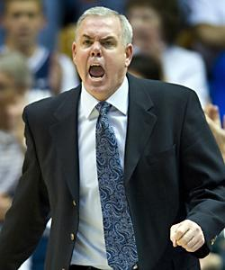 Dave Rose is excited about the increased television exposure BYU will get as a member of the WCC