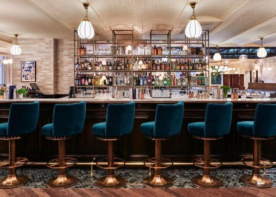 Hoxton Paris is popular for its Moroccan-inspired cocktails (Hoxton Paris)