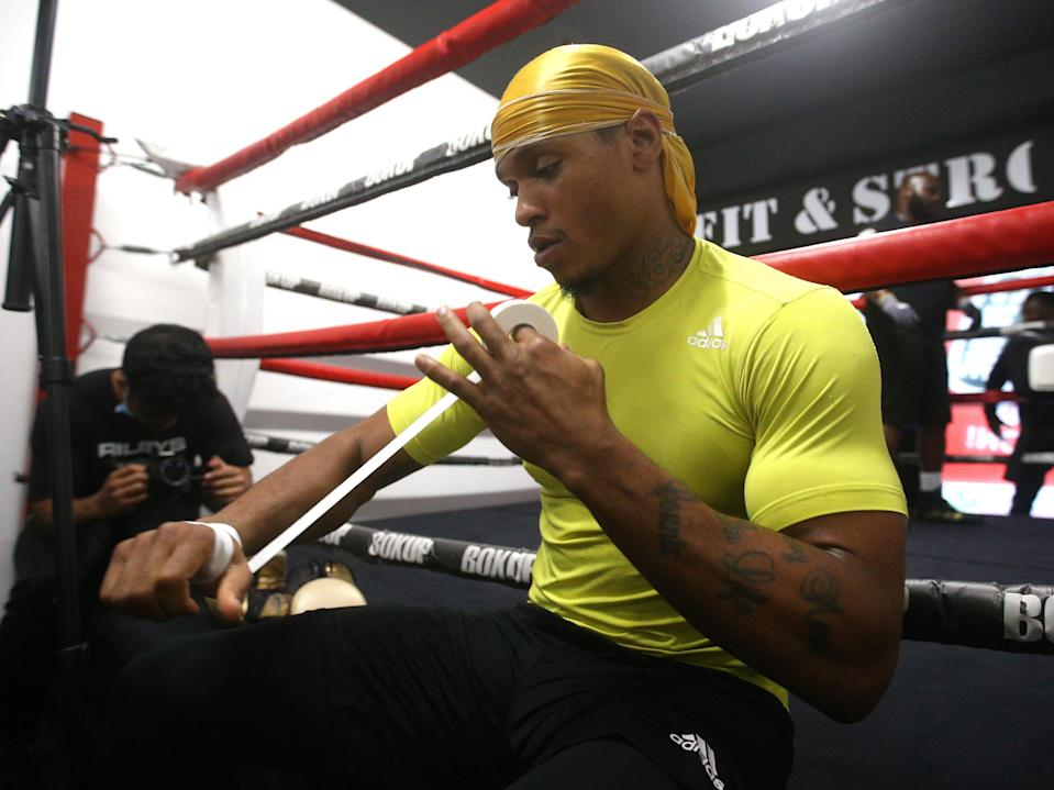 <p>Anthony Yarde has a record of 20-1 (19 KOs)</p> (Getty Images)