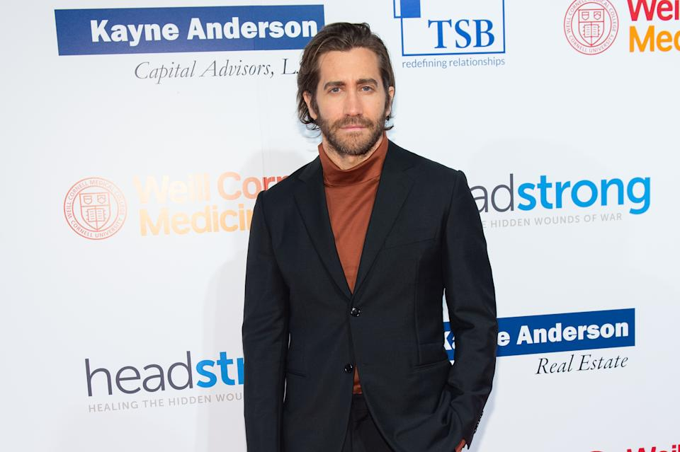Jake Gyllenhaal is a big fan of 'Bake Off' and Prue Leith. (Photo by Mark Sagliocco/Getty Images for The Headstrong Project)