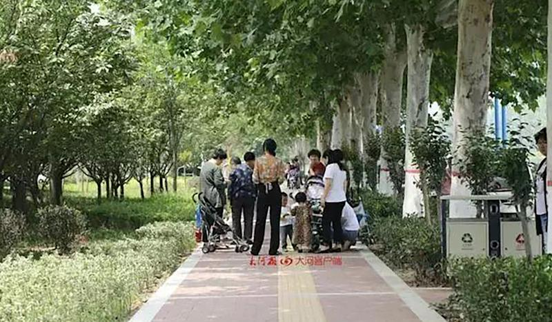 Three detained by Chinese police over alleged baby abduction in Henan province