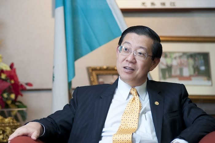 Mainland Penang the focus of Penang's projects, Guan Eng says