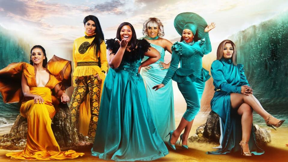 """""""The Real Housewives of Durban"""" - Credit: NBCUniversal Formats"""