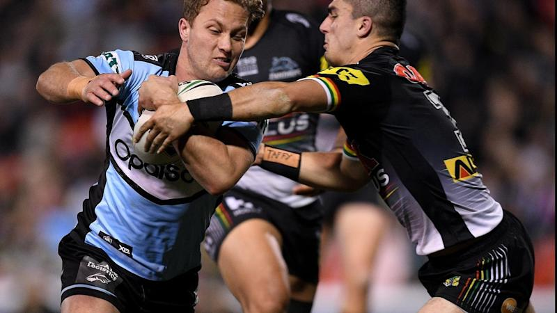 NRL PANTHERS SHARKS