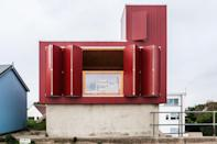 """<p>Jonathan Hendry's buildings demonstrate a real understanding of the importance of scale and proportions. With Beach Hut (pictured), he transformed a public toilet into a cosy chalet, while Creek Cottage sees a very simple house elevated through materials and glazing.</p><p><strong>They say </strong>'When thinking about making architecture, the question of feeling is also in our minds. By this we mean things like, how does a room make us feel when we enter it?' <a href=""""https://www.jonathanhendryarchitects.com/"""" rel=""""nofollow noopener"""" target=""""_blank"""" data-ylk=""""slk:jonathanhendryarchitects.com"""" class=""""link rapid-noclick-resp"""">jonathanhendryarchitects.com</a></p>"""