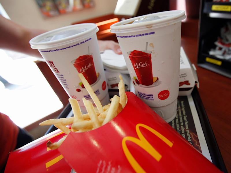 All McDonald's packaging will be sustainable by 2025