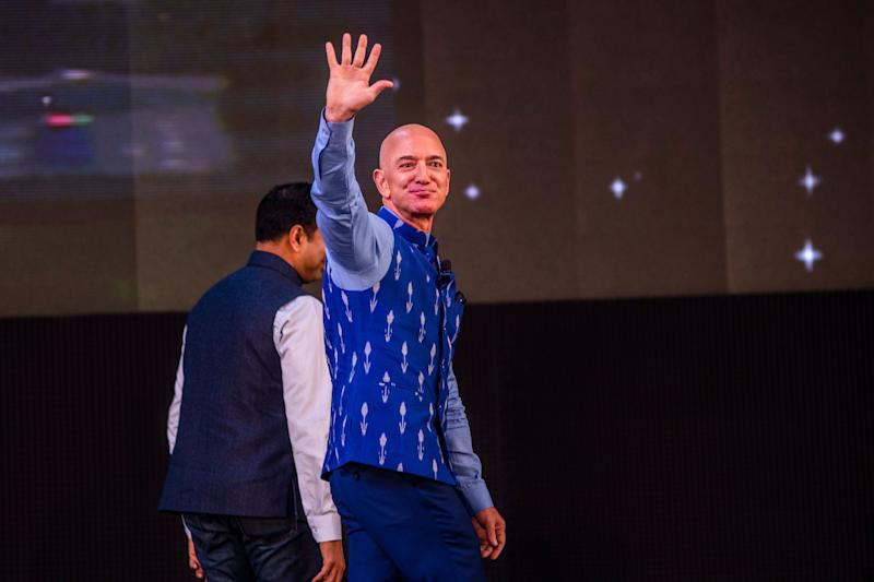 Jeff Bezos Pledges $10 Billion To Fight Climate Change: 'We Can Save Earth'