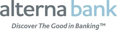 Logo: Alterna Bank (CNW Group/Alterna Savings and Credit Union Limited)