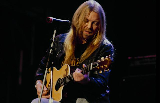 <p>Greg Allman. (The LIFE Picture Collection/Getty Images) </p>