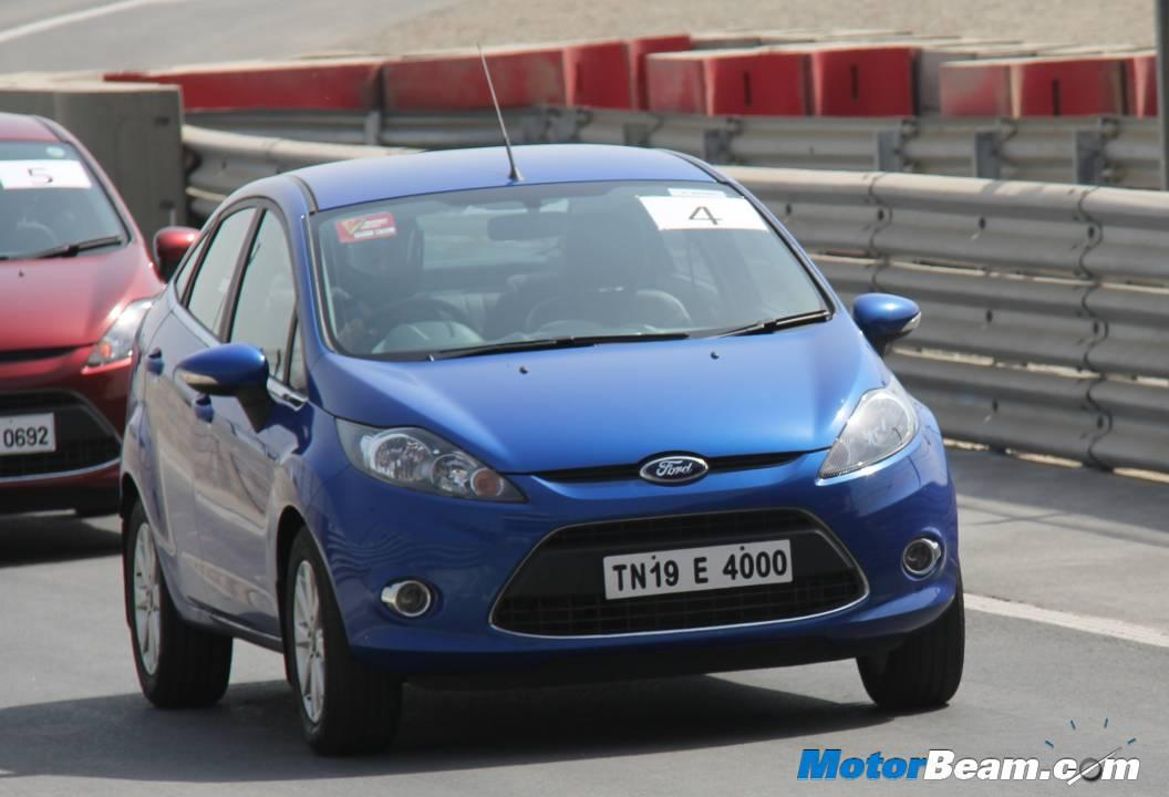 The new Fiesta's TDCi engine produces 90 BHP and 204 Nm that might not look much powerful, but the overall power delivery and economy is one of the best in the segment.