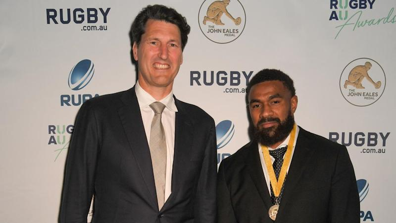 RUGBY UNION AWARDS NIGHT