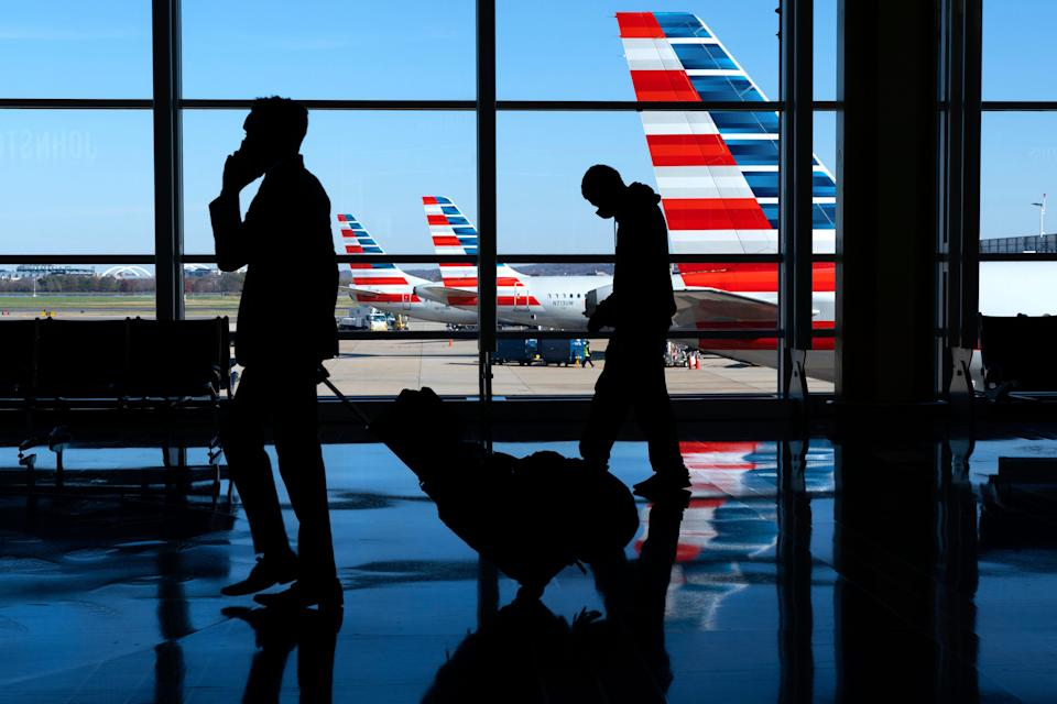 """""""We informed airlines that the vaccines that are FDA authorized/approved or listed for emergency use by WHO will meet the criteria for travel to the U.S.,"""" a Centers for Disease Control and Prevention spokesperson said."""
