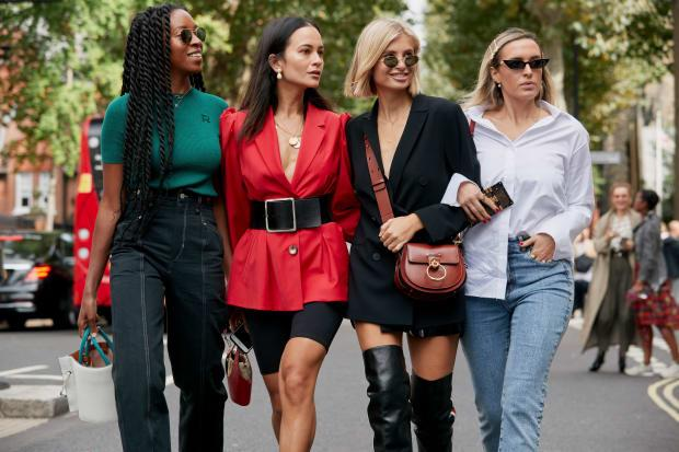 7e83ea1e8d2cb The Best Street Style Looks From London Fashion Week Spring 2019