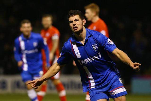 The son of a Kerry GAA legend has just been named Gillingham's Player of the Season