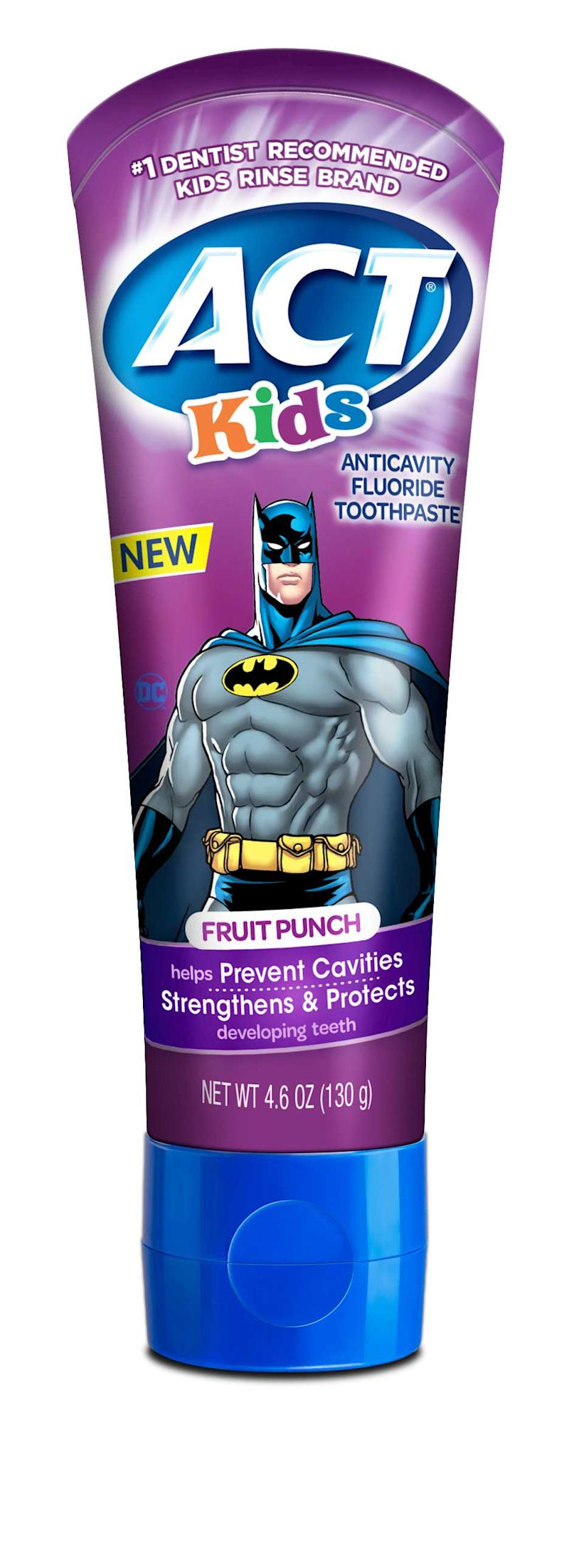 ACT Kids Toothpaste (Fruit Punch)