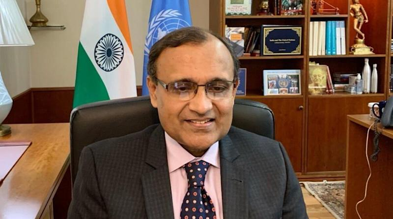 Pakistan Is Nerve Centre of Terrorism, Home to Largest Number of Listed Terrorists, Says India's Permanent Representative at UN TS Tirumurti
