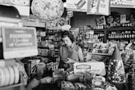 <p>In the age of advertisements, the hard work of ad men on Madison Avenue could be spotted in local grocery stores, for companies like LIFE or Kool cigarettes. </p>