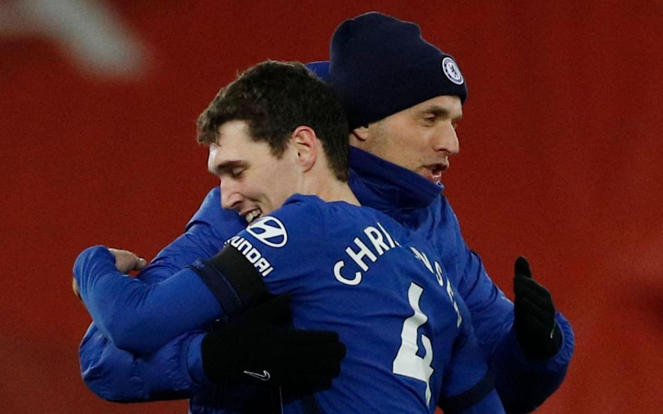 Chelsea planning to offer Andreas Christensen new contract as rival clubs monitor defender's situation - Getty Images