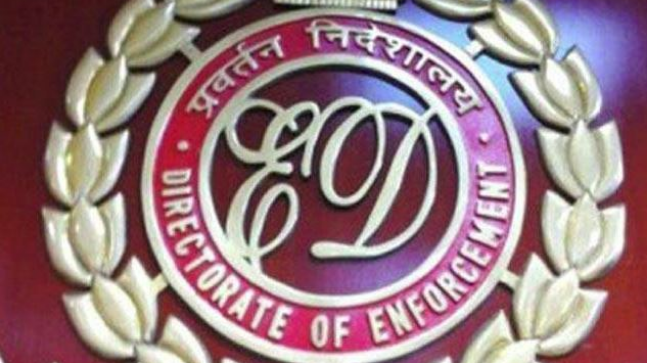 The Enforcement Directorate (ED) on Friday conducted raids at the premises of Mahesh Nagar in connection with the Bikaner land scam.