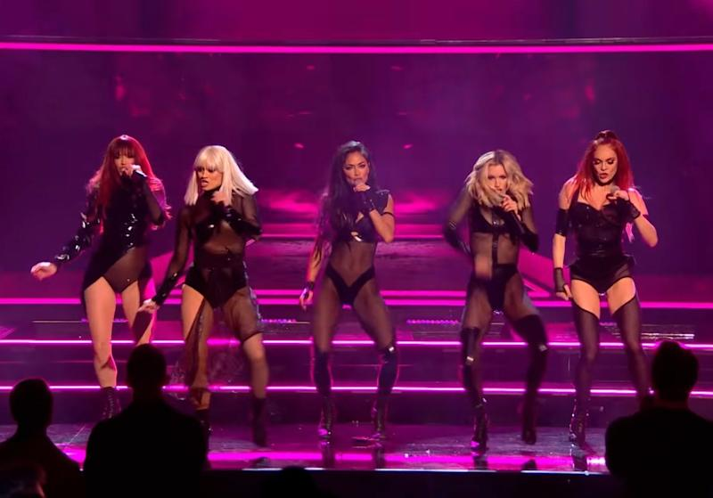 Incroyable : le come-back explosif des Pussycat Dolls sur X Factor