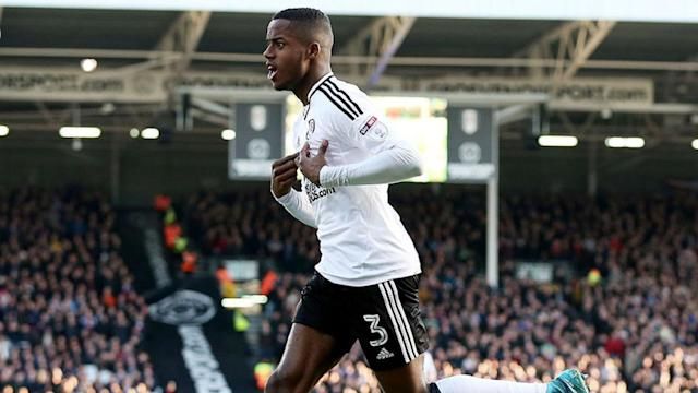 Cardiff City climbed back into the Championship's top two after promotion rivals Aston Villa slipped up against Fulham.