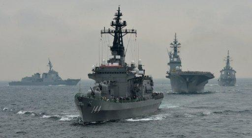 Japan's and the US governments are set to cancel planned joint drill as it could provoke further anger from China