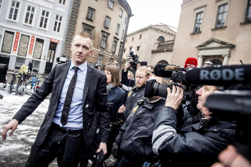 Trial starts of Danish inventor accused of submarine murder