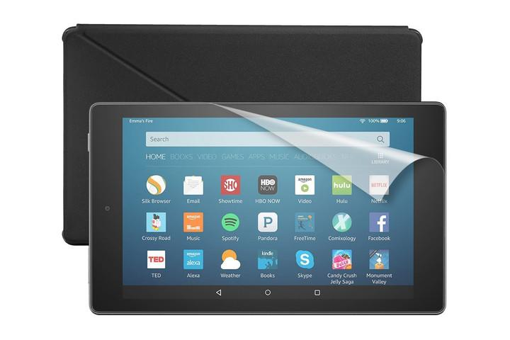 AMAZON FIRE HD 8 ESSENTIAL BUNDLE