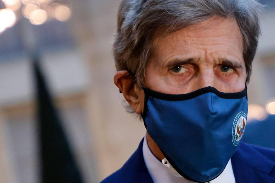 US climate envoy John Kerry is expected to travel to Shanghai to meet his Chinese counterpart this week. Photo: AFP