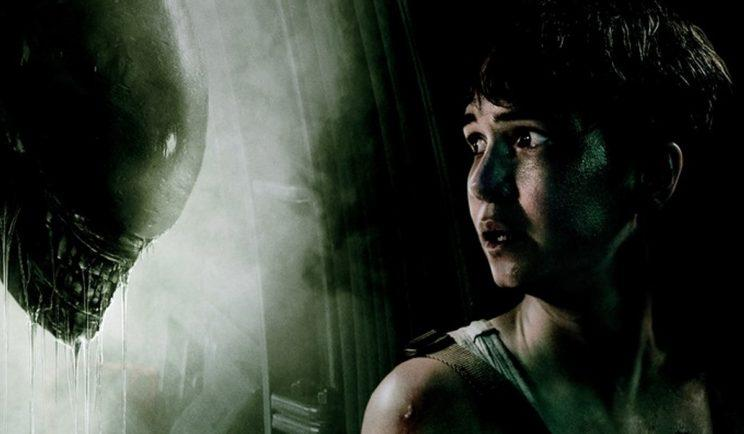 New Alien: Covenant poster looks familiar - Credit: 20th Century Fox