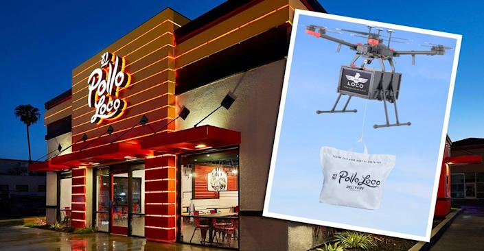 El Pollo Loco is currently testing out its