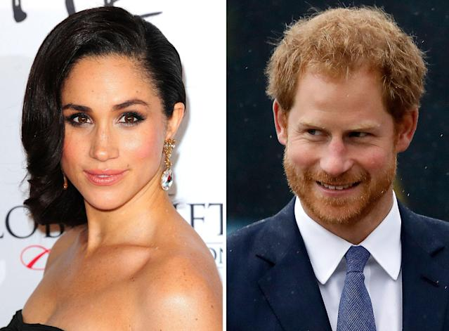 Meghan Markle and Prince Harry have been breaking with royal protocol. (Photo: PA Images)