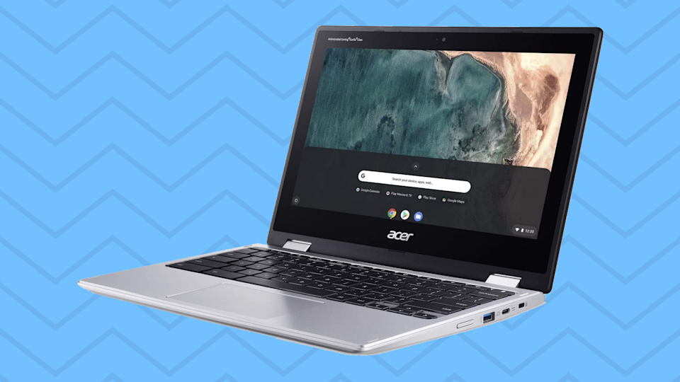 Save 46 percent on the Acer Chromebook Spin 311 Convertible Laptop. (Photo: Amazon)
