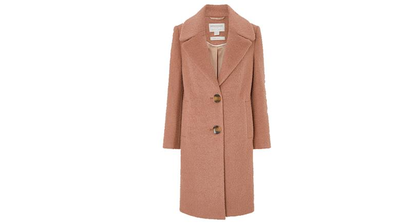 Billie Boucle Coat
