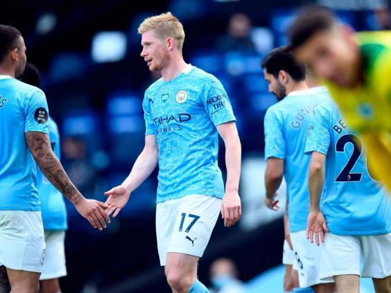 Kevin De Bruyne will be key to City's hopes (Getty)