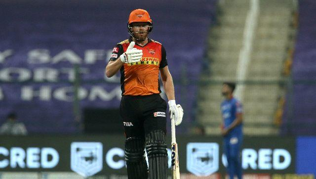 Jonny Bairstow went onto score 53 off 48 balls, which consisted of two fours and a six. Sportzpics