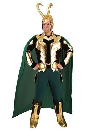 """<p>halloweencostumes.com</p><p><strong>$4.99</strong></p><p><a href=""""https://go.redirectingat.com?id=74968X1596630&url=https%3A%2F%2Fwww.halloweencostumes.com%2Fmarvel-loki-adult-premium-costume.html&sref=https%3A%2F%2Fwww.menshealth.com%2Fstyle%2Fg37180557%2Fpop-culture-halloween-costumes-for-men-2021%2F"""" rel=""""nofollow noopener"""" target=""""_blank"""" data-ylk=""""slk:Shop Now"""" class=""""link rapid-noclick-resp"""">Shop Now</a></p><p>As long as you have the horns, you can pretty much wear anything else now that the multiverse is here and there are ... infinite Lokis.</p>"""
