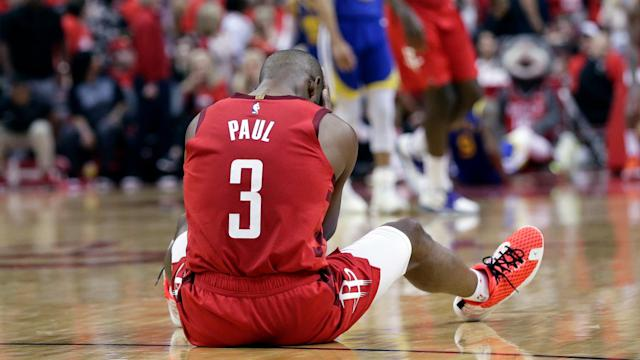 The James Harden-Chris Paul arrangement on the Rockets could be ending this soon.