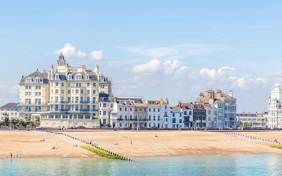 Eastbourne, Sussex - Getty