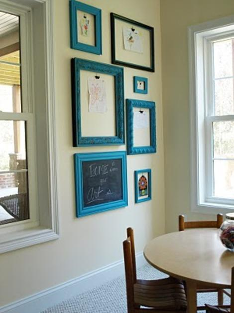 Easy At-Home Art Gallery