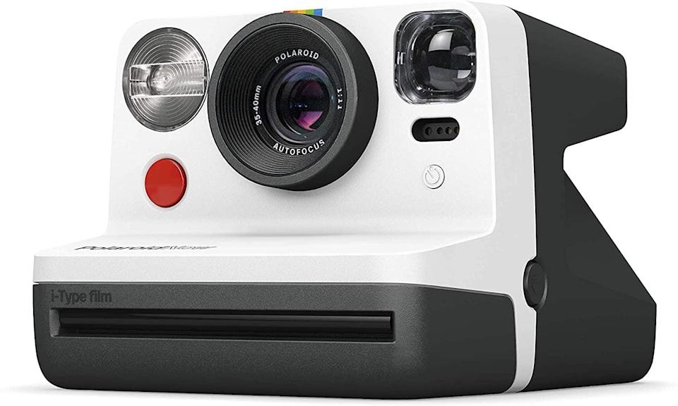 <p>Document your summer adventures with the <span>Polaroid Now I-Type Instant Camera - Black &amp; White (9059)</span> ($100).</p>
