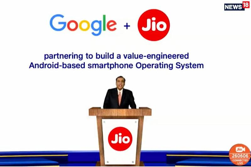 Reliance-Google Smartphone Deal Poses a Major Challenge for Chinese Firms in India, Say Analysts